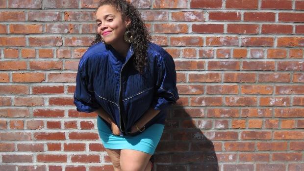 jacket blue -espinal
